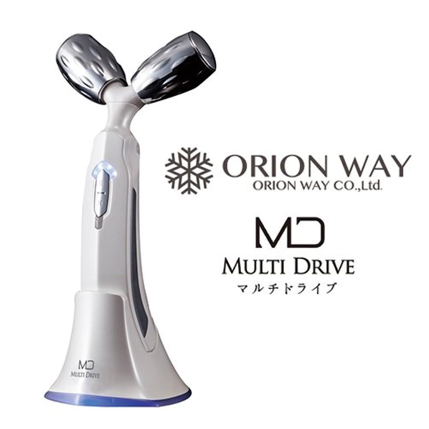コメント読みやすさ大混乱美容機器 MULTI DRIVE (マルチドライブ)