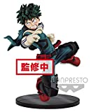 Banpresto - Figurine My Hero Academia - Izuku Midoriya The Amazing Heroes Vol 1 14cm - 3296580826100