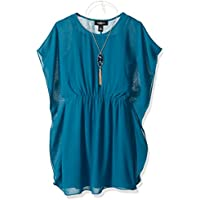 Amy Byer Big Girls' Butterfly Sleeve Dress