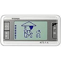 ヤマサ(YAMASA) ゲームポケット万歩 歩く遍路 GK-600 メンズ レディース W(ホワイト)