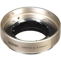 METABONES MB_CG-E-GT2 SONY E用コンタックスGマウントAD (T)GL [レンズ側:コンタックスG ボディ側:ソニーE]