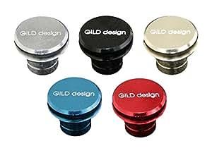 GILDdesign アルミ削り出し イヤホンジャックカバー 5色セット GA-100