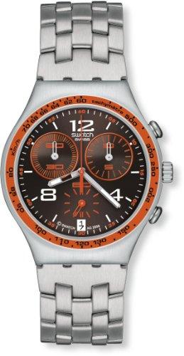 [スウォッチ]SWATCH 腕時計 IRONY CHRONO VITAL SPARK (アイロニー クロノ ヴァイタル・スパーク) YCS537G メンズ 【正規輸入品】
