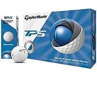 テーラーメイド TP ボール TP5 ボール 5ダースセット 5ダース(60個入り) ホワイト