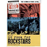 No Room for Rockstars [DVD] [Import]