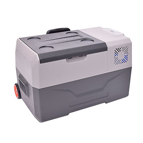 バッテリー内蔵30Lひえひえ冷蔵冷凍庫 CLBOX30L ※日本語マニュアル付き  サンコーレアモノショップ