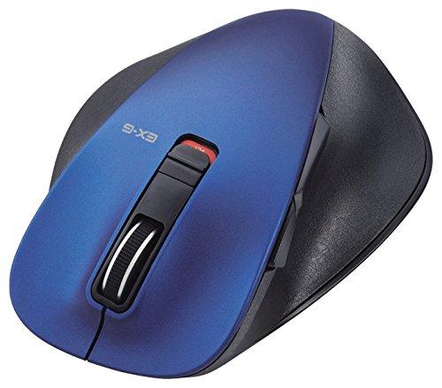 エレコム ワイヤレスマウス Bluetooth 5ボタン Bl...