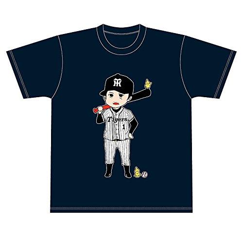 鳥谷選手2000本安打カウントダウン 1988本 Tシャツ Lサイズ あと12本