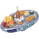 Life Spa Bar - Floating Pool Spa Bath Hot Tub Food & Drink Tray