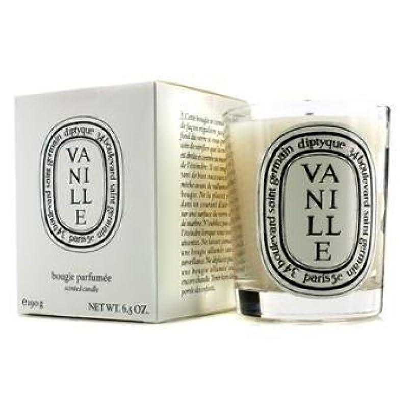 時間第二単語Diptyque Vanilla Scented Candle by Diptyque [並行輸入品]