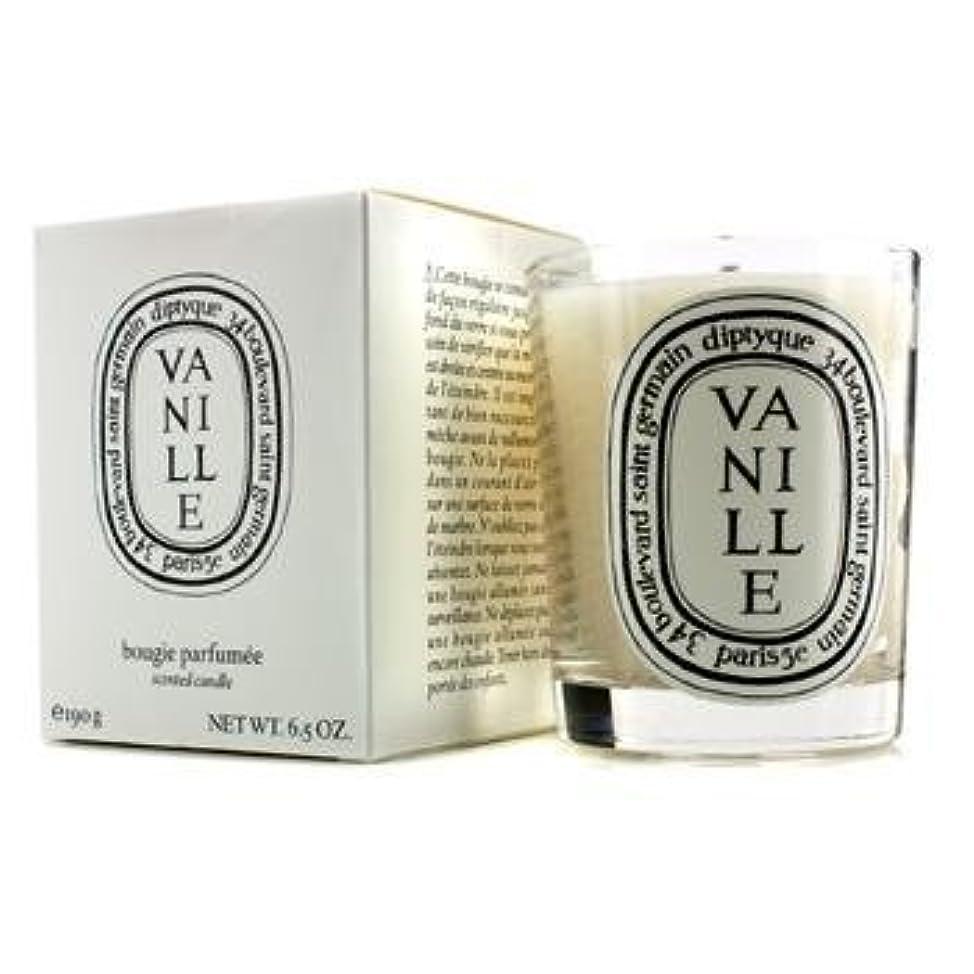 課税フィードオン分類するDiptyque Vanilla Scented Candle by Diptyque [並行輸入品]