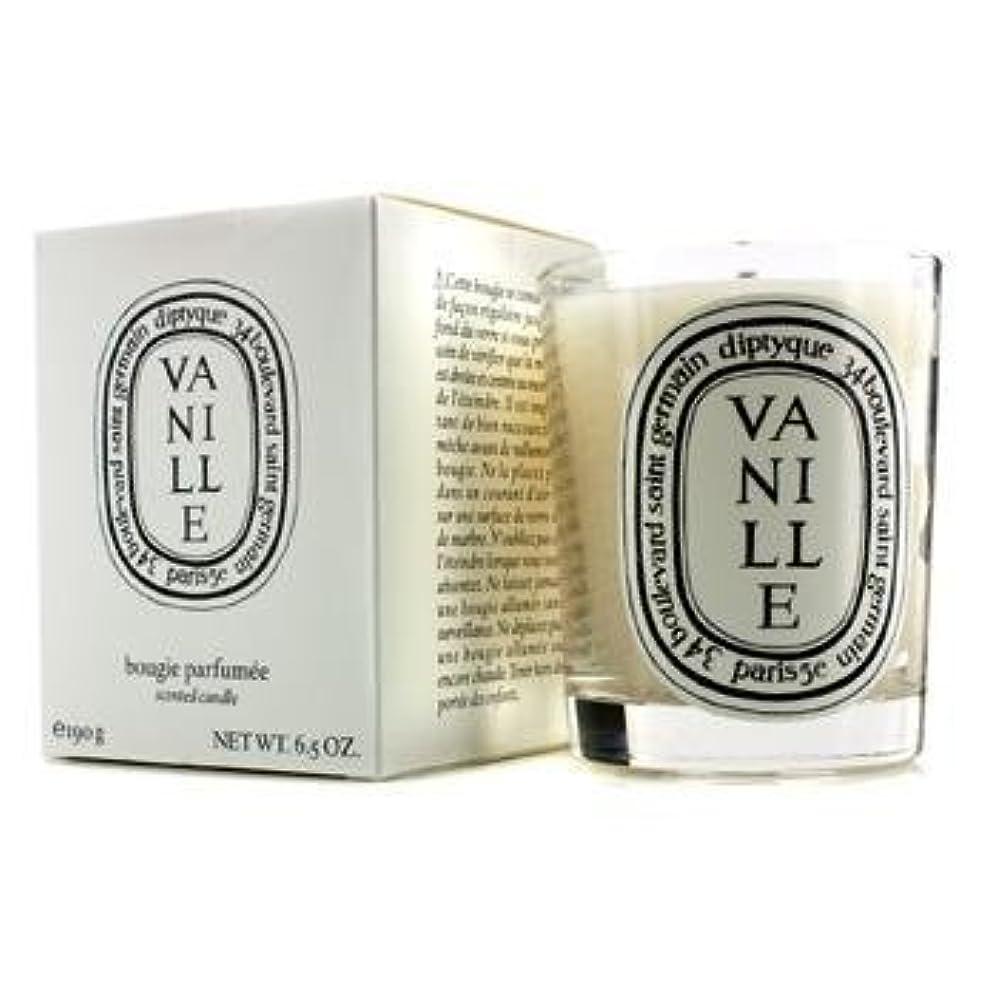 平均警察作りますDiptyque Vanilla Scented Candle by Diptyque [並行輸入品]