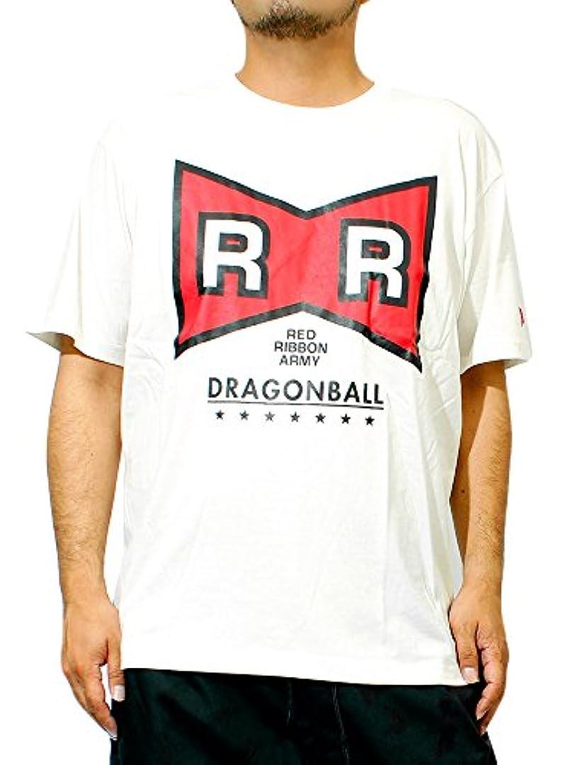マインドスペイン語ドラマドラゴンボール Tシャツ メンズ 大きいサイズ DRAGONBALL レッドリボン軍 孫悟空 キャラクター プリント 半袖 カットソー