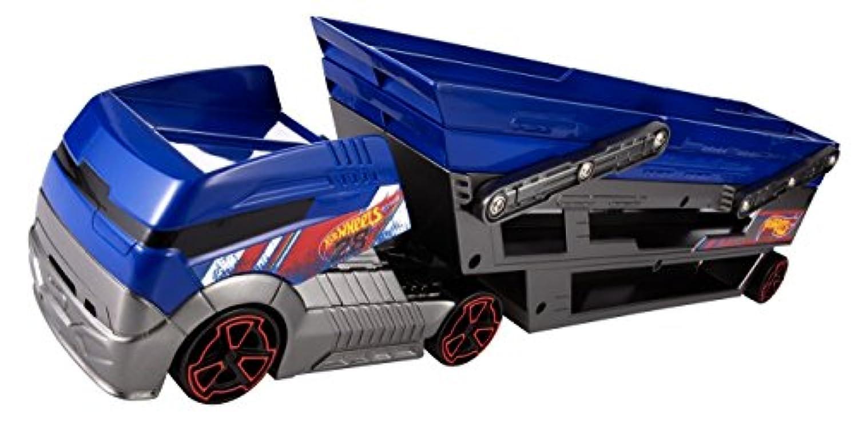 Hot Wheels Turbo Hauler [並行輸入品]