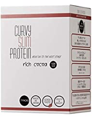 カーヴィースリム® プロテイン リッチココア 置き換え ダイエット 7包(7食分)
