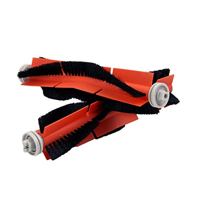 のどなめらか主張するACAMPTAR 掃除機部品アクセサリー / roborock用アクセサリー3 本 サイドブラシ2個 HEPAフィルター2個 メインブラシ1個 クリーニングツール