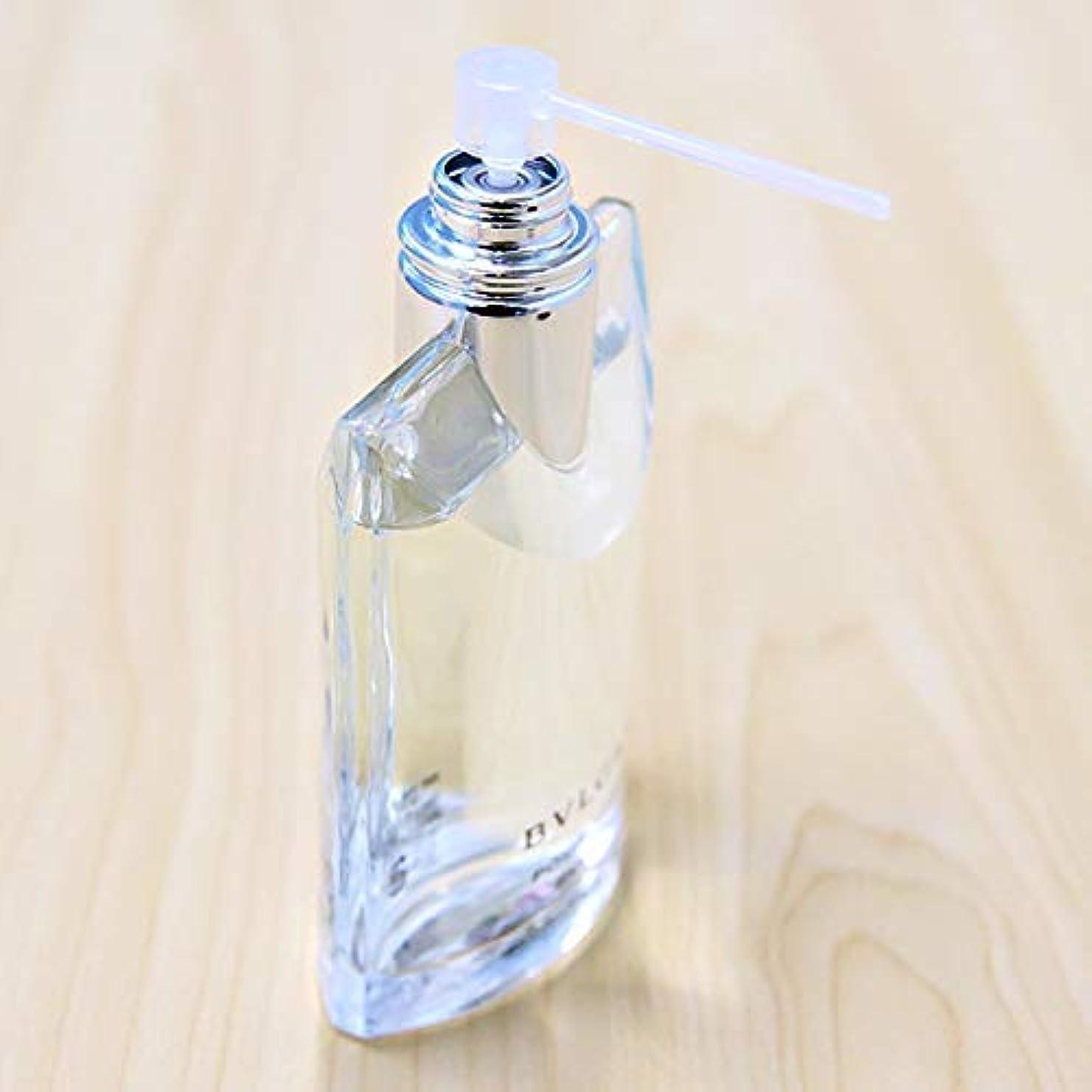 窒素対応紳士【単品】 香水 詰め替え ノズル アトマイザー 簡単 詰め替え プッシュ ポンプ ストロー スプレーボトル
