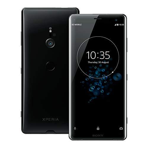 Sony Xperia XZ3 (H9493) 6GB / 64GB 6.0インチLTEデュアルSIM SIMフリー (ブラック) [並行輸入品]