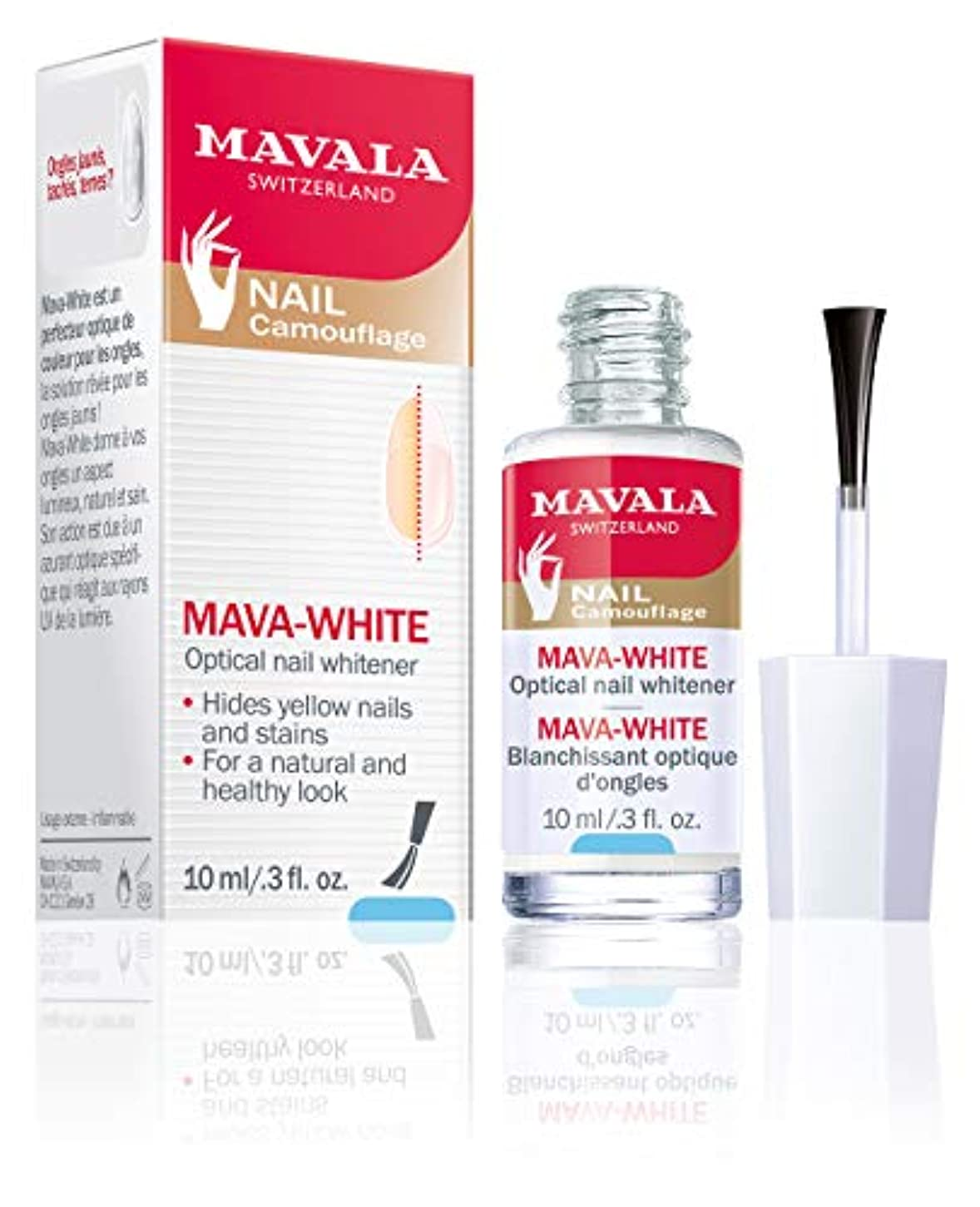 馬鹿げた来てモンクMAVALA Mava-White (10 ml)