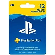PlayStation Plus: 12 Month Membership