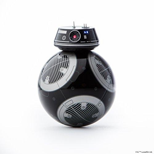 Sphero スター・ウォーズ BB-9E (ドライブ / ホログラム機能)...
