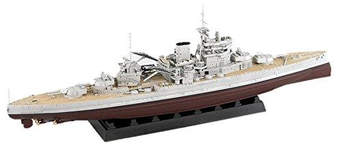 ピットロード 1/700 スカイウェーブシリーズ イギリス海軍 戦艦 ヴァリアント 1939 プラモデル W188の詳細を見る