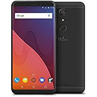 Wiko(ウイコウ) SIMフリースマートフォン 「View」ブラック VIEW-BLACK