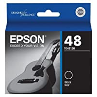 Epson t0481ブラックインクカートリッジ–インクジェット–450ページブラック、ページ–ブラック–1( Catalog Category : supplies-プリンタ)