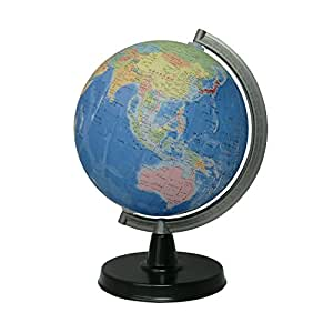 昭和カートン 地球儀 球径21cm 21-GK 行政図タイプ