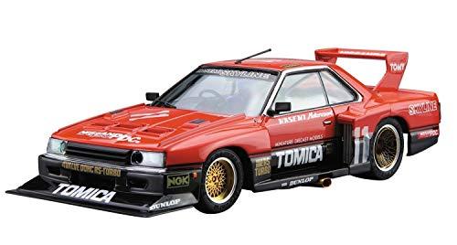 1/24 ザ・モデルカー No.11 ニッサン KDR30 スカイライン スーパーシルエット '82
