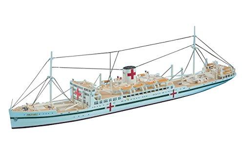 ハセガワ 1/700 ウォーターラインシリーズ 日本海軍 日本特設病院船 氷川丸 プラモデル 502