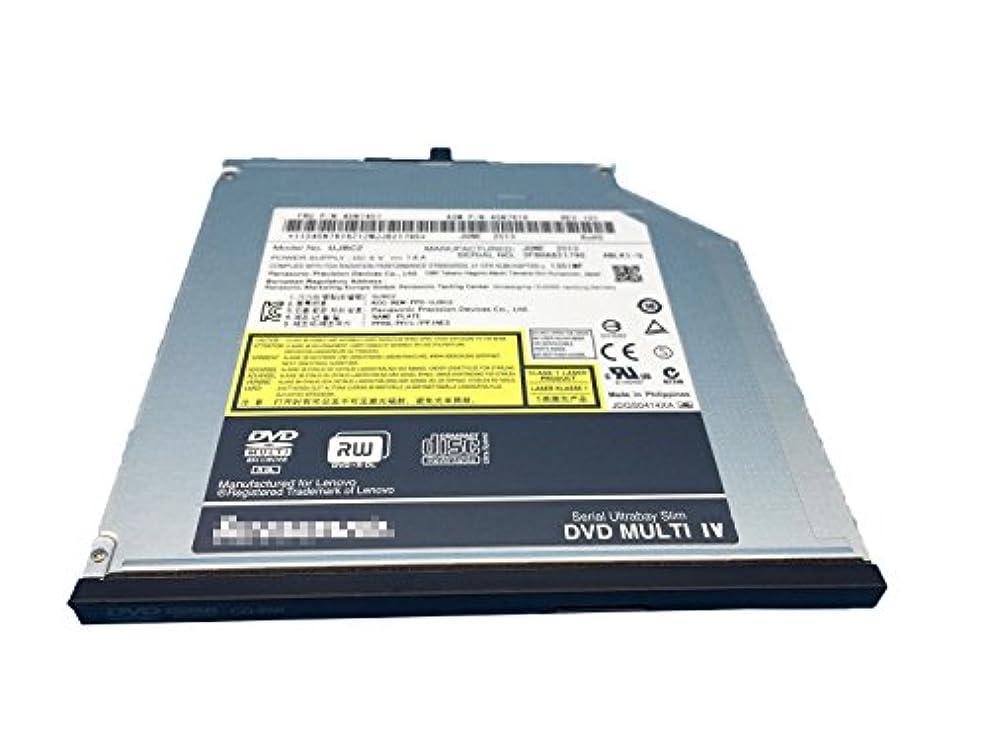 まぶしさ要求ソーダ水(修理交換用) DVDドライブ/DVDスーパーマルチドライブ 9.5mm SATA (トレイ方式) 内蔵型 適用す るLENOVO Thinkpad X200 X 201 X220T X230T ウルトラベース用