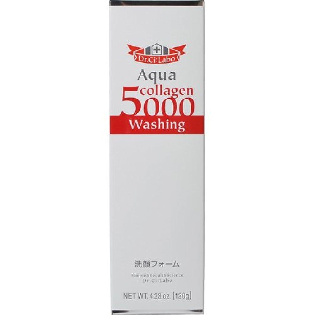 解決する散髪スカリードクターシーラボ アクアコラーゲンウォッシング5000 120g