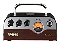 VOX 新真空管Nutube搭載 ギター・アンプ・ヘッド MV50 Boutique タイプ