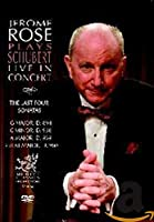 Jerome Rose Plays Schubert Live in Concert [DVD] [Import]