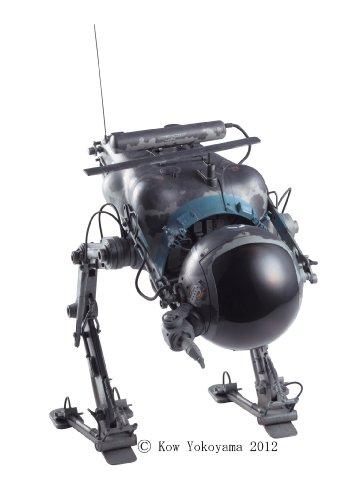ハセガワ マシーネンクリーガー 月面用戦術偵察機 LUM-168 キャメル 1/20スケール プラモデル MK06
