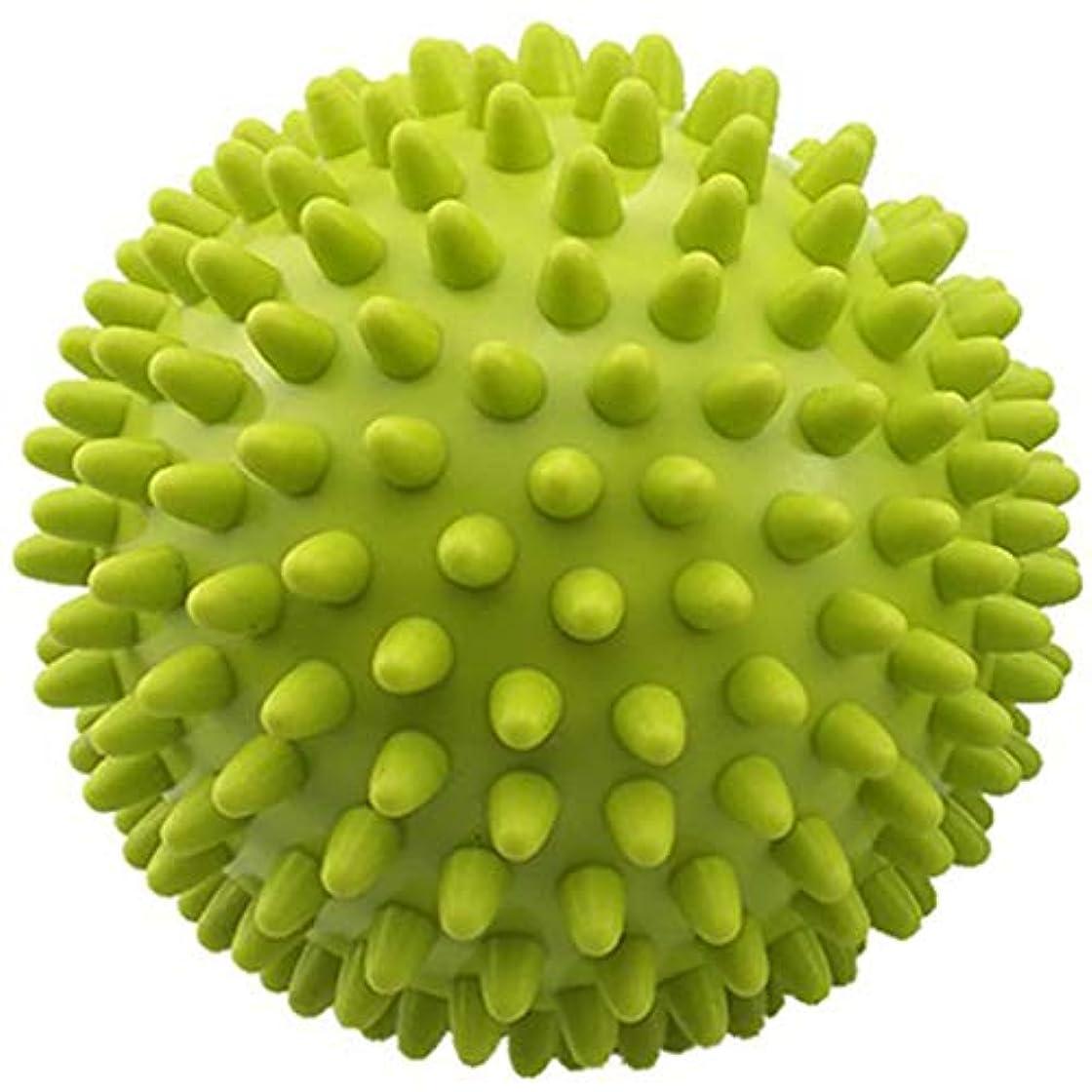 保全に話すいつもHomeland マッサージボール 足つぼマッサージ 指先強化 血液循環促進 グリーン