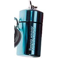 SNOMAN スノーマン アルミ防水ケース アルマイトカラー SHG ピルケース 携帯灰皿 フックタイプ