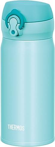 サーモス 水筒 真空断熱ケータイマグ 【ワンタッチオープンタイプ】 350ml パステルミント JNL-353 PMT