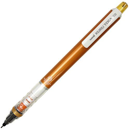 クルトガ スタンダードモデル 0.5mm オレンジ M5-450 1P