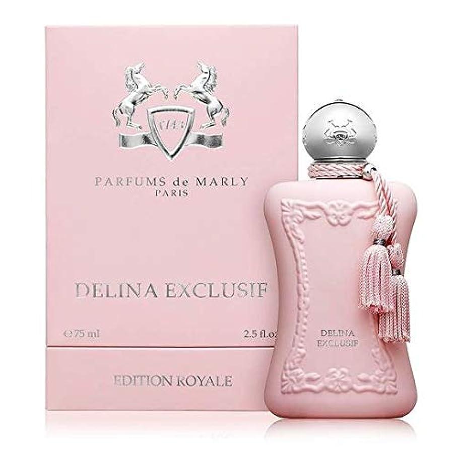 予算キャンペーン路面電車Parfums de Marly Delina Exclusif Parfum 2.5 Oz/75 ml New in Box