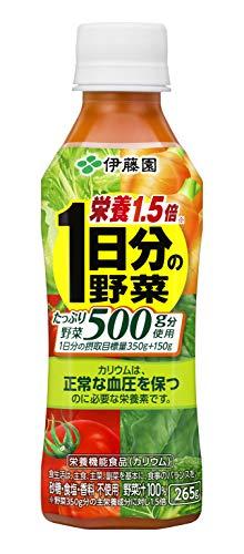 伊藤園 栄養1.5倍 1日分の野菜 265g×24本
