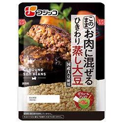 フジッコ ひきわり蒸し大豆 85g×10袋入