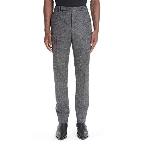 (イヴ サンローラン) SAINT LAURENT メンズ ボトムス・パンツ スキニー・スリム Check Slim Trousers [並行輸入品]