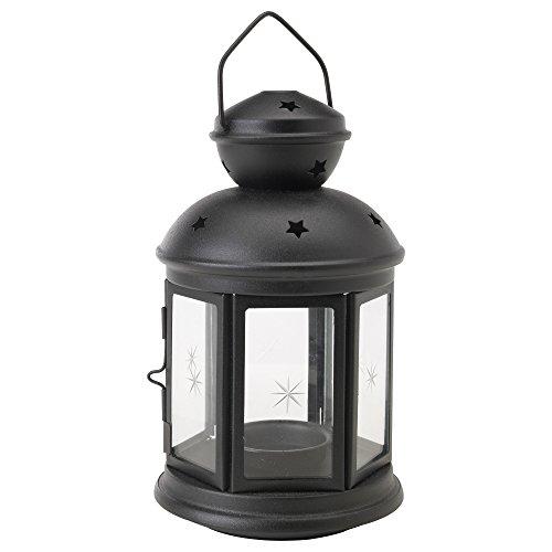 RoomClip商品情報 - IKEA(イケア) ROTERA 30143187 ティーライト用ランタン, ブラック