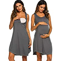 Adornlove Sleepwear Womens Full Slip Lace Under Dress Babydoll Lingerie Nightgown S-XXL