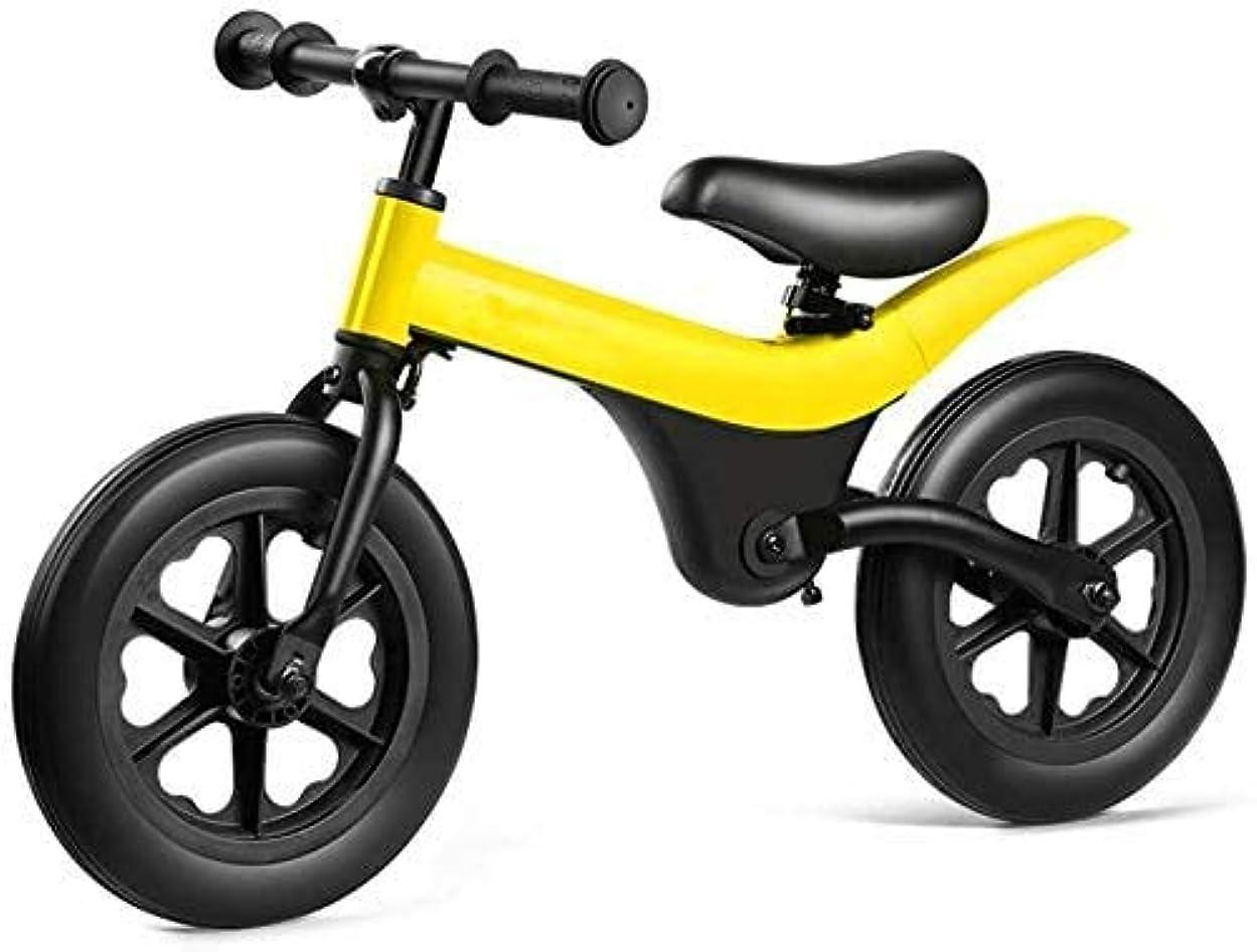 免疫とても多くの抜け目がない2-6歳のための子供のバランスバイクアジャスタブルシート子供なしのペダル自転車