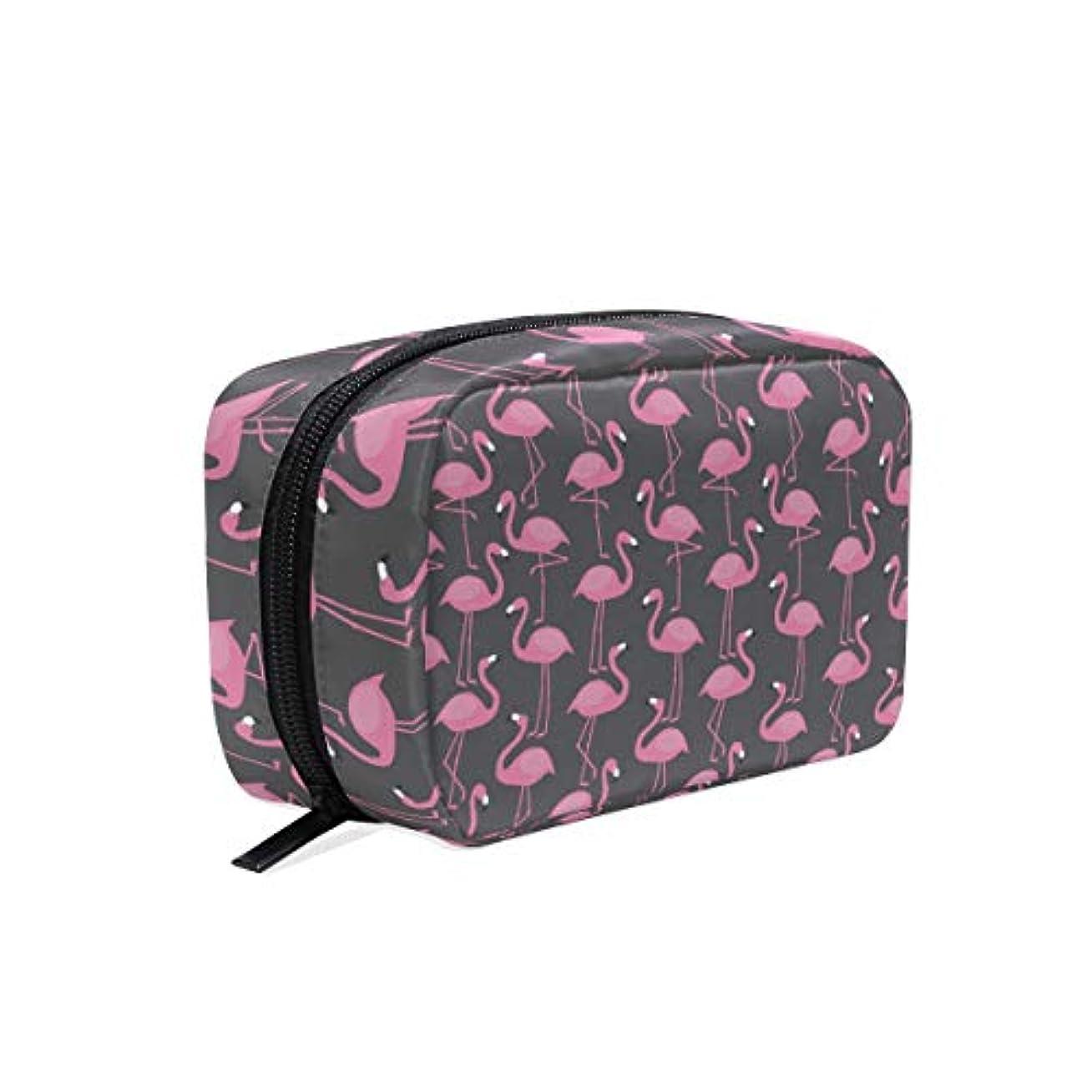 収束機械的にデマンドフラミンゴ 女の子 マルチコンパートメント 化粧品 アクセサリー ジュエリー 電子製品 浴室 休暇 ジム 用収納袋 Flamingos