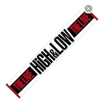 HiGH&LOW THE LIVE マフラータオル