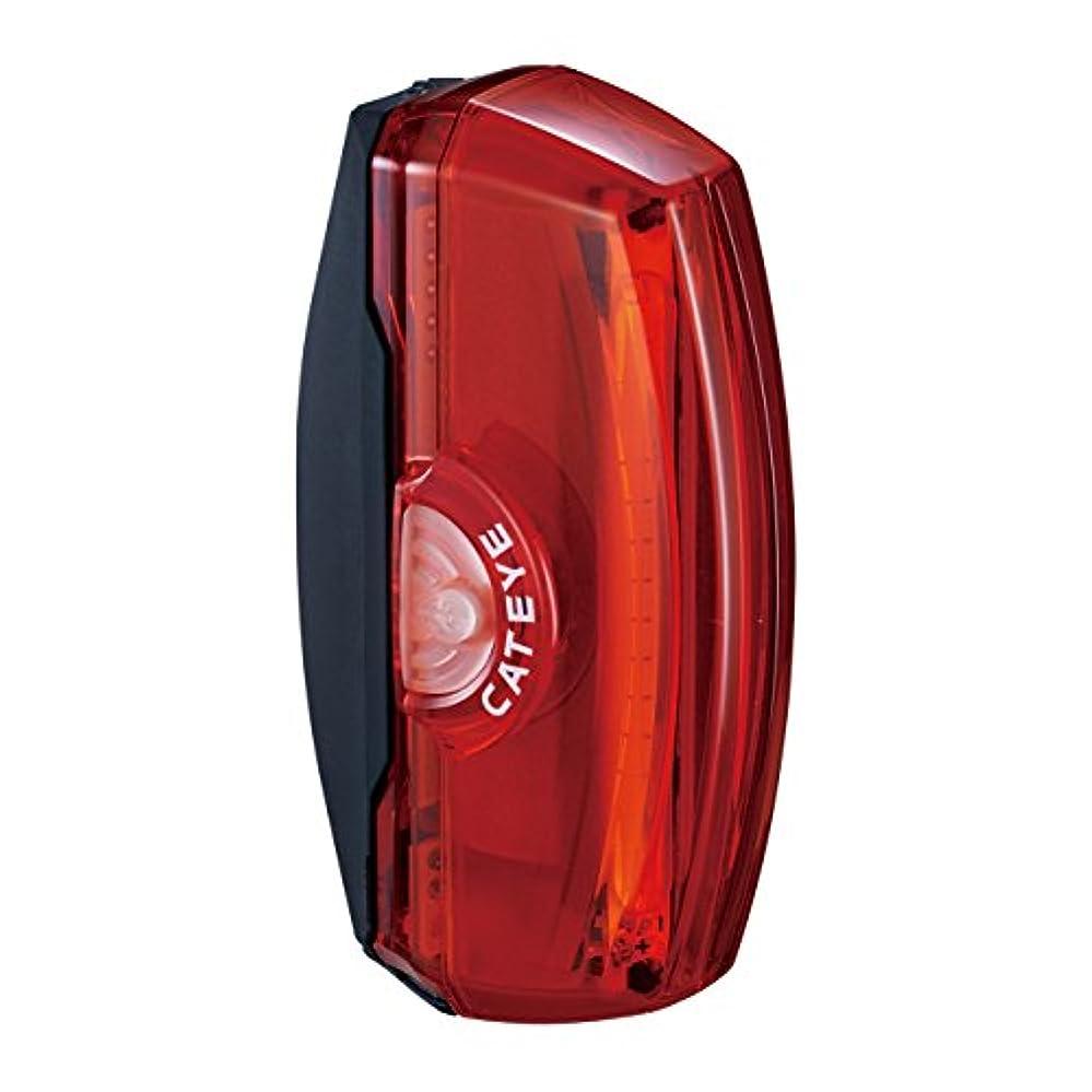 寛大な符号殺すキャットアイ(CAT EYE) テールライト RAPID X3 TL-LD720-R USB充電式